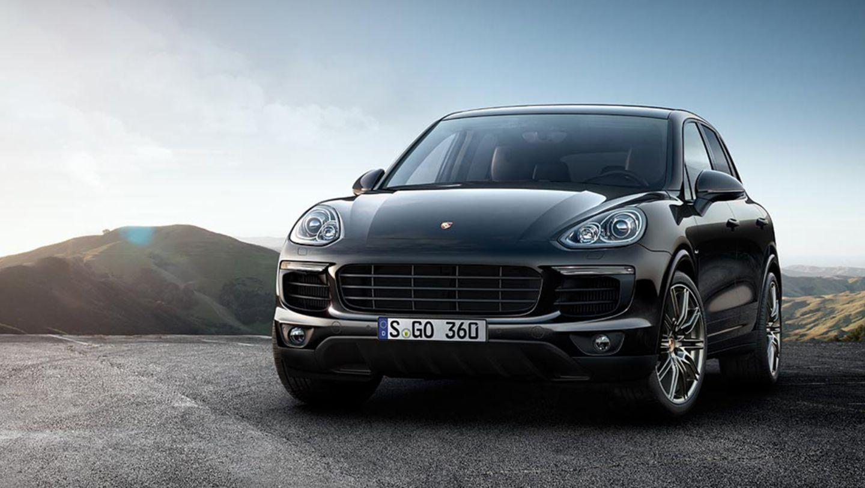 Cayenne S Diesel, Platinum Edition, 2017, Porsche AG