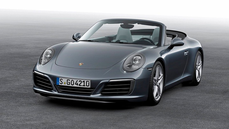911 Carrera, 2015, Porsche AG