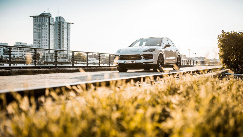 Cayenne S, 2018, Porsche AG