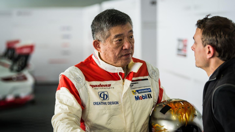 Modena Motorsports 车队车手申庄