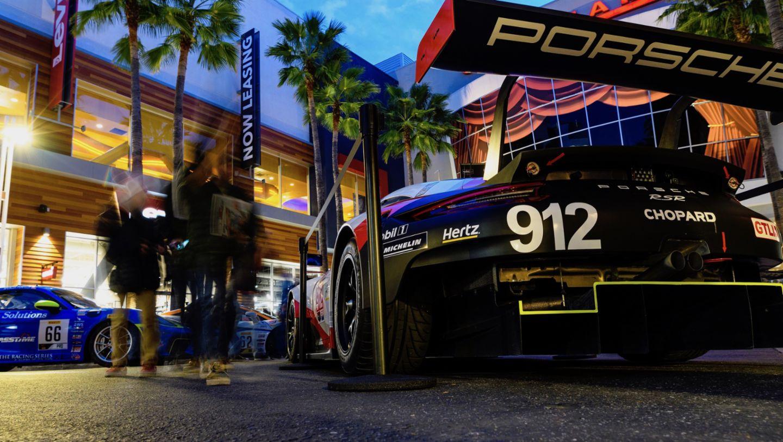 911 RSR, IMSA SportsCar Championship, Long Beach, 2019, Porsche AG