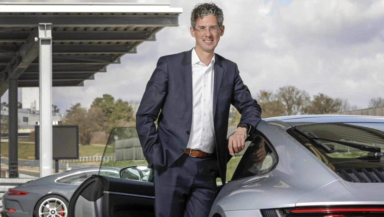 Франк-Штеффен Валлизер, вице-президент модельного ряда 911 и 718, 2019, Porsche AG