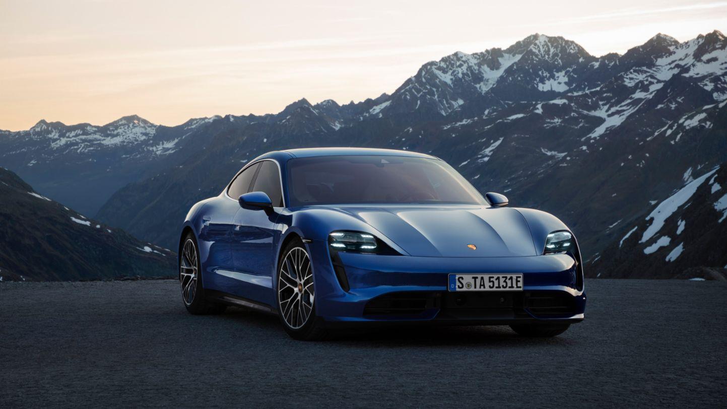 Taycan Turbo, 2019, Porsche AG