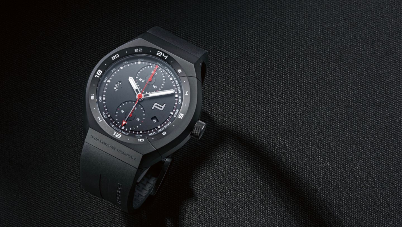 Monobloc Actuator 腕表重新诠释了费迪南德·保时捷的设计作品,并且增加了计时摇臂这一重要的创新。