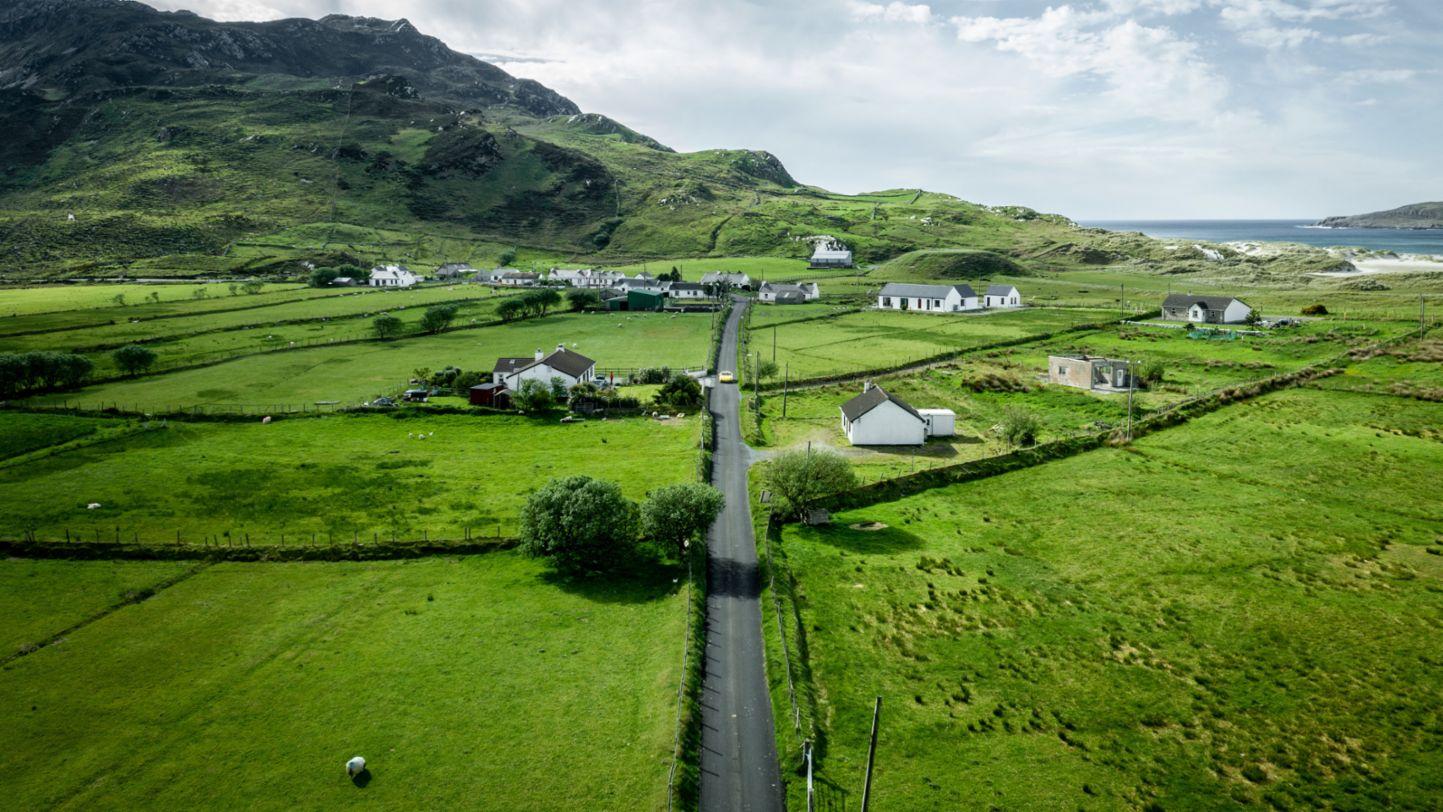 Roads, Ireland, 2020, Porsche AG