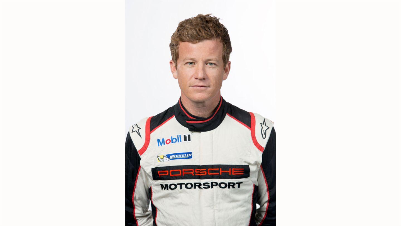 Patrick Long, works driver, 2017, Porsche AG