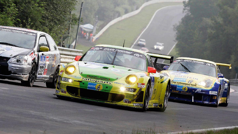 Nürburgring, 2007, Porsche AG