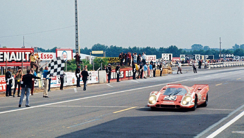 Herrmann, Attwood, 917 KH, Le Mans, 1970, Porsche AG