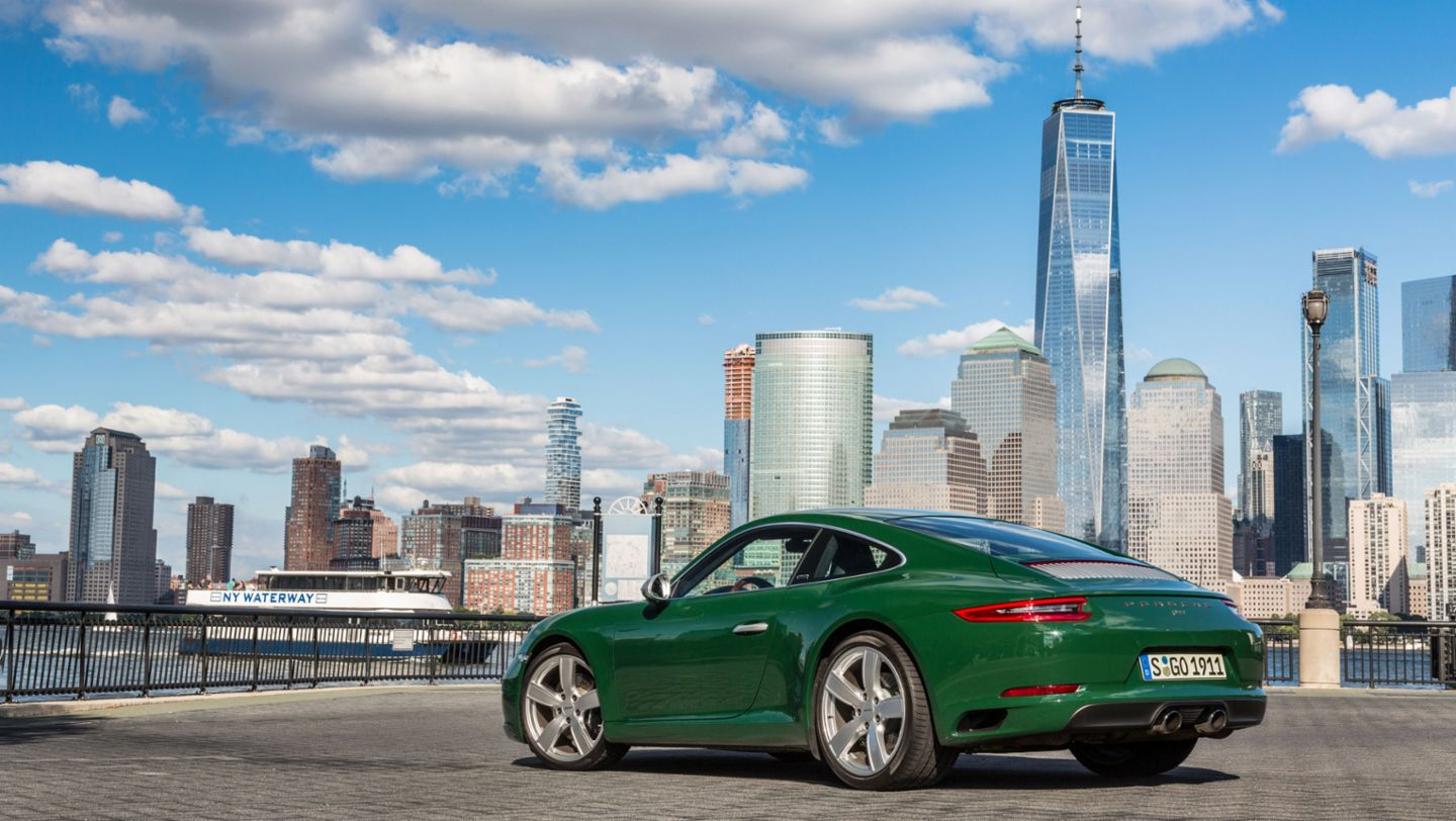 One millionth 911, New York, 2017, Porsche AG