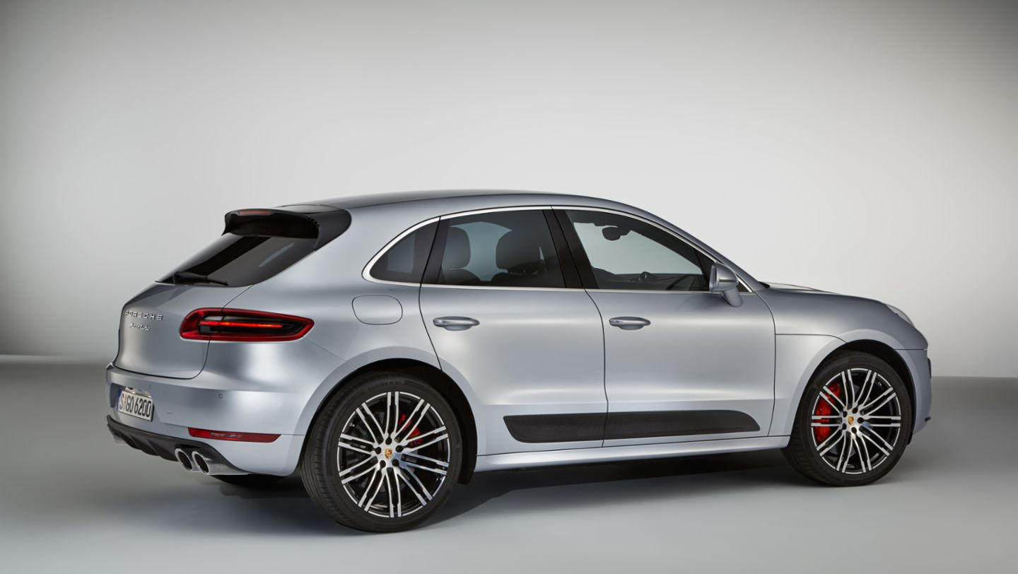 Macan Turbo, Performance Package, 2016, Porsche AG