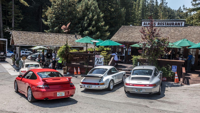 996 GT3, 1985 Carrera Clubsport Prototyp, Monterey, 2017, Porsche AG