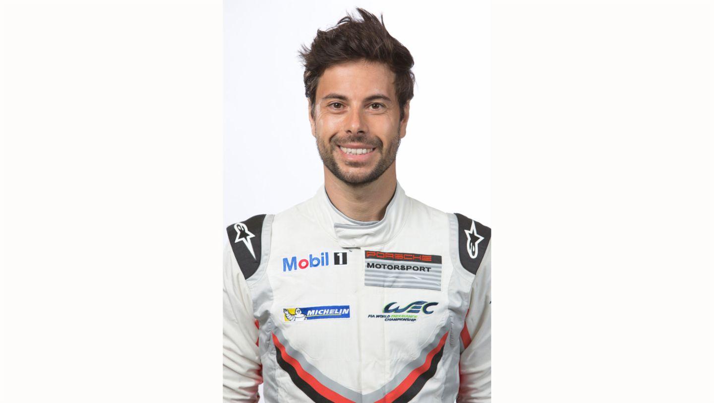 Frédéric Makowiecki, works driver, 2017, Porsche AG