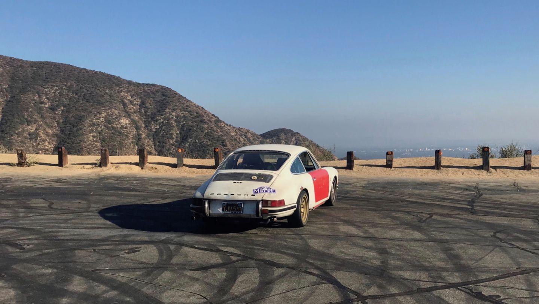911 T (1969), Los Angeles, 2018, Porsche AG