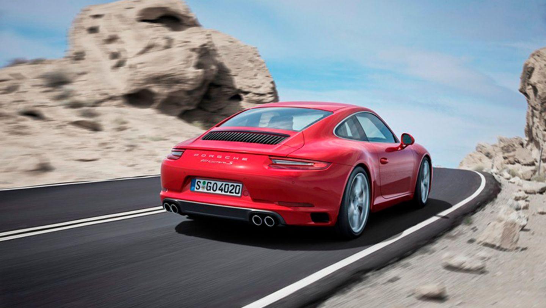 911 Carrera S, 2015, Porsche AG