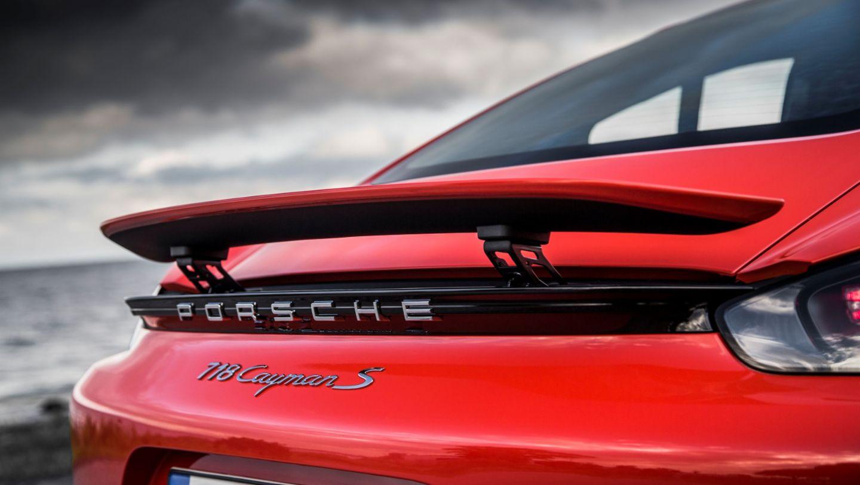 718 Cayman S, 2016, Porsche AG