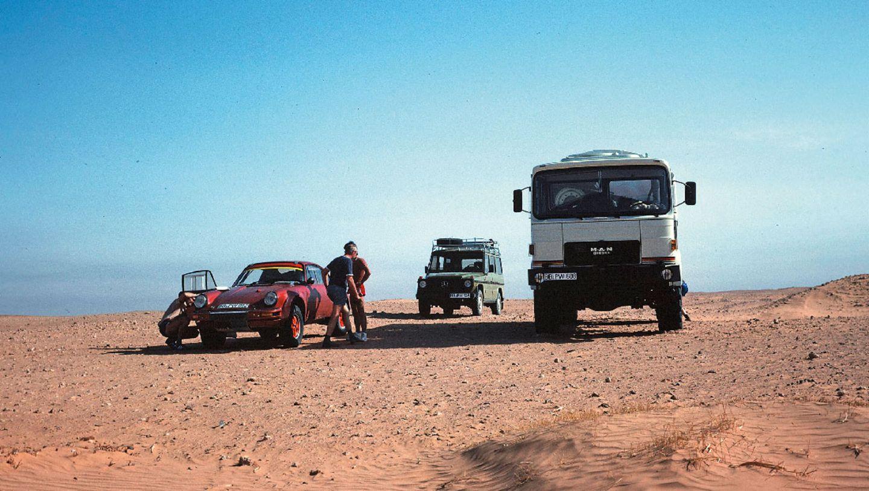 911 953, Sahara, 1983, Porsche AG