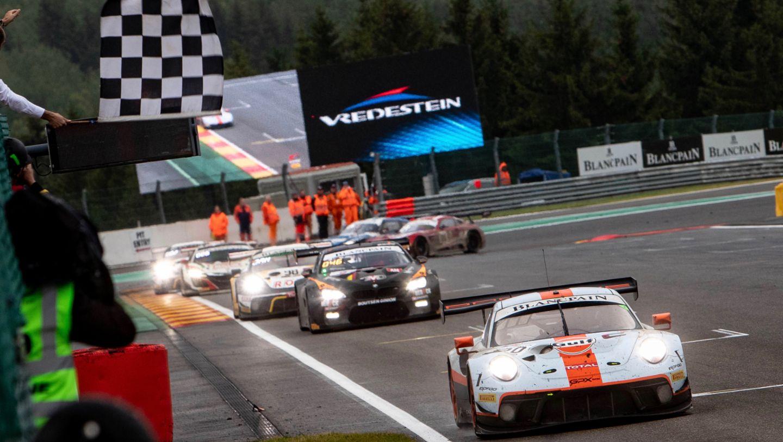 911 GT3 R, 24 Hours of Spa, 2019, Porsche AG