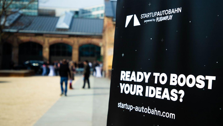 Startup Autobahn Expo Day, Stuttgart, 2019, Porsche AG