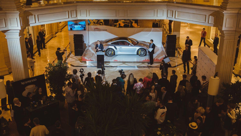 911 Carrera 4GTS, Moscow, 2015,  Porsche AG