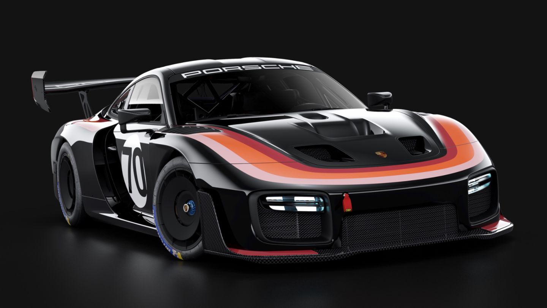 Porsche 935, livery INTERSCOPE, 2019, Porsche AG
