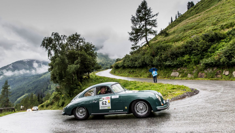 356 1600 S, Achim Stejskal, Dirk Johae, Ennstal-Classic, 2016, Porsche AG