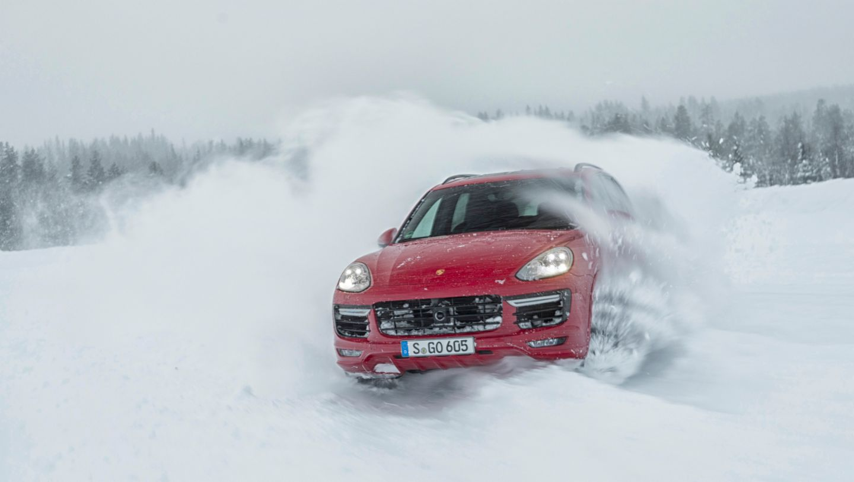 Cayenne GTS, Sweden, 2015, Porsche AG