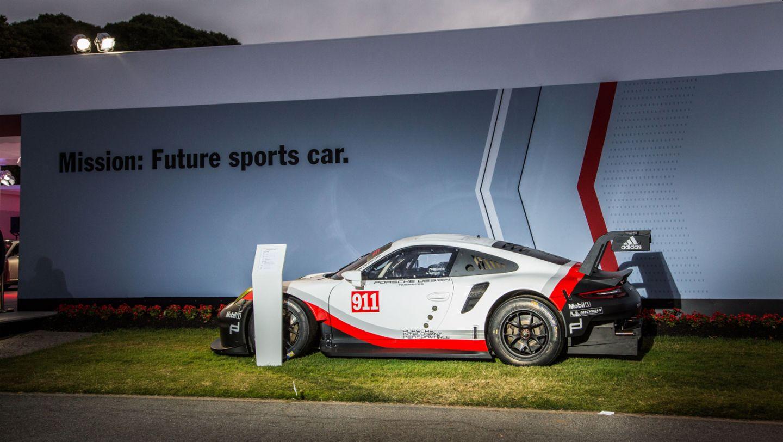 911 RSR, 2017, Porsche AG