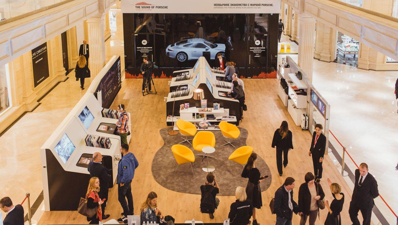 Moscow, 2015, Porsche AG