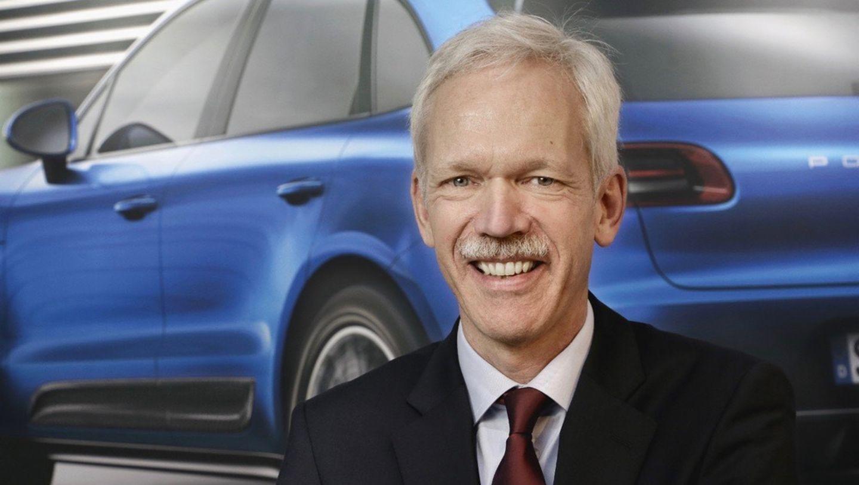 Ханс-Юрген Вёлер, вице-президент модельного ряда Cayenne и Macan, 2019, Porsche AG