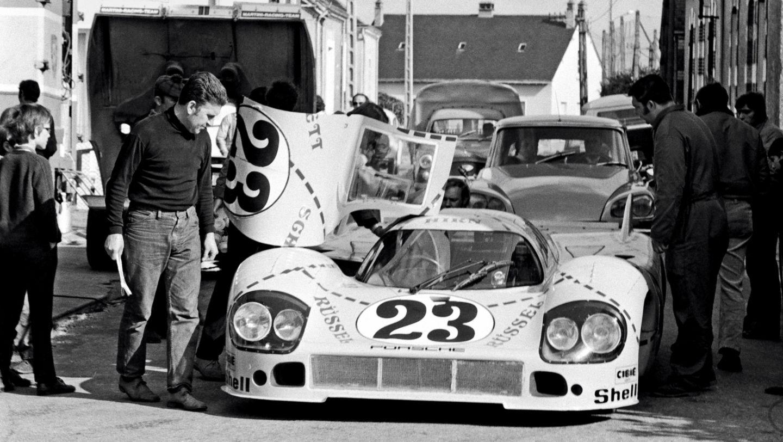 Porsche 917/20, Le Mans, 1971, Porsche AG