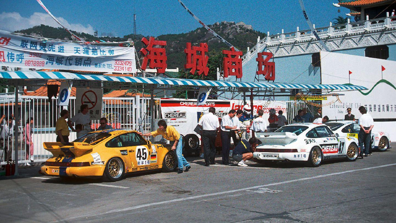 China, 1994, Porsche AG