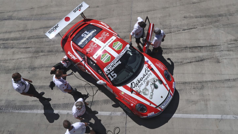 GT3 Cup, Porsche Carrera Cup Deutschland, Race 5, Spielberg 2017, Porsche AG