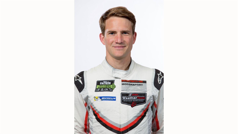 Dirk Werner, works driver, 2017, Porsche AG