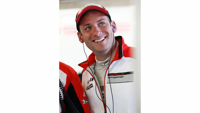 Nick Tandy, Porsche-Werksfahrer, LMP1, 2016, Porsche AG