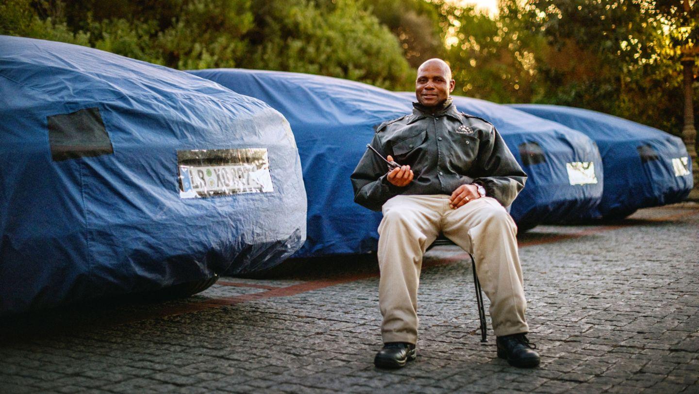 Guard, Panamera, South Africa, 2016, Porsche AG
