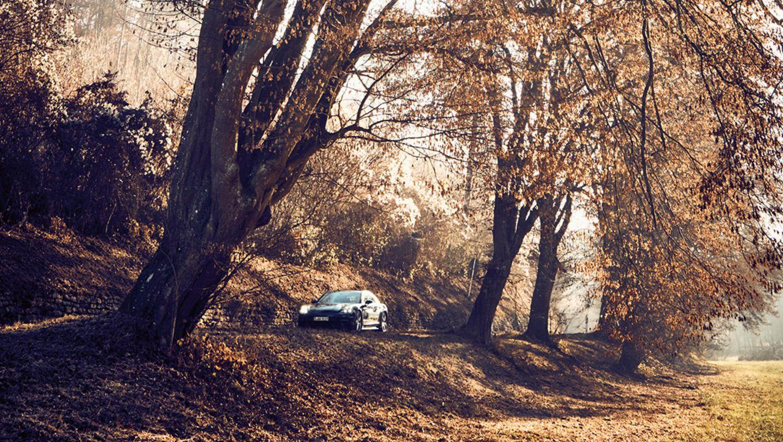 Panamera 4S, Inno Drive, 2017, Porsche AG