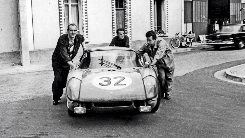 Mechanics, 904 Carrera GTS, Le Mans, 1977, Porsche AG