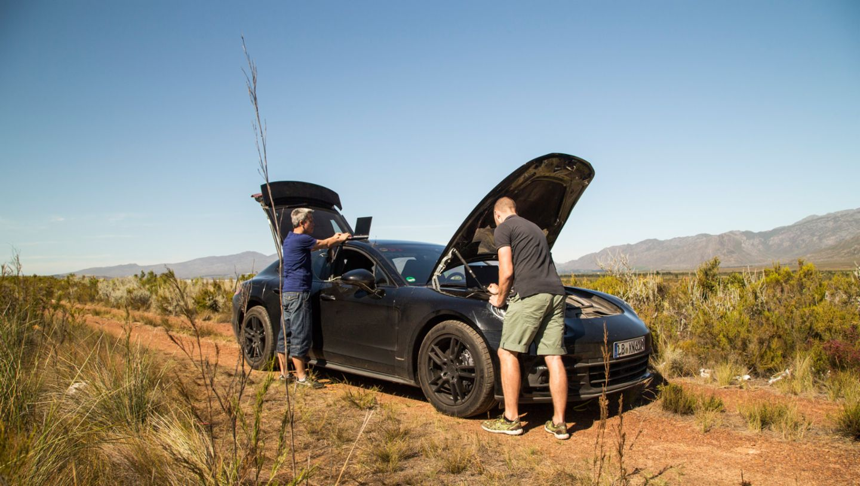 Porsche Panamera, Südafrika, 2016, Porsche AG