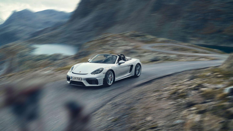 718 Spyder, 2019, Porsche AG