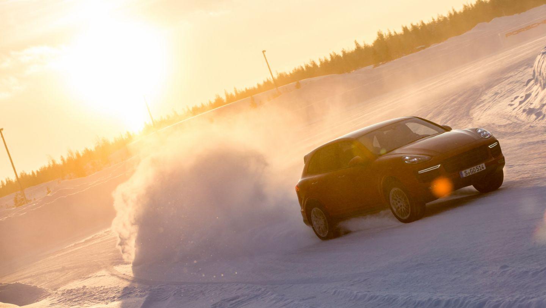 Cayenne Turbo S, Skelleftea, Sweden, 2015, Porsche AG