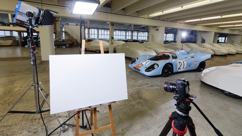 917 KH Gulf, 2018, Porsche AG