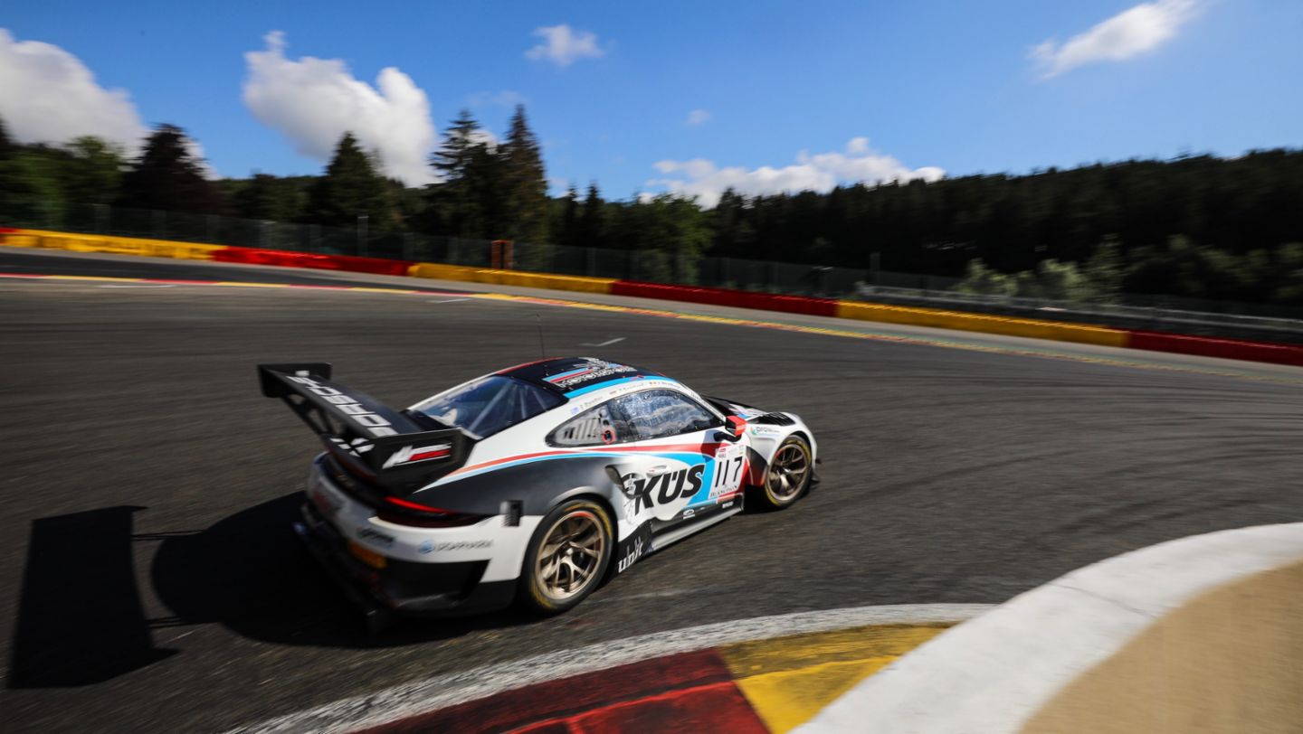 24 Hours of Spa, 2019, Porsche AG