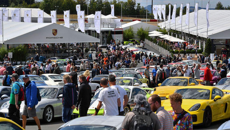 AvD Oldtimer Grand Prix, Nürburgring, 2018, Porsche AG