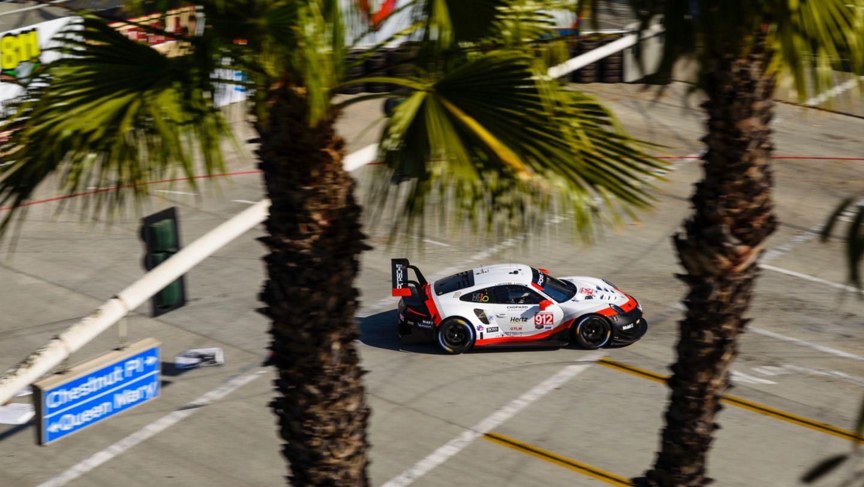 Porsche 911 RSR (912), Qualifying GT, IMSA SportsCar Championship, Long Beach/USA, 2019, Porsche AG
