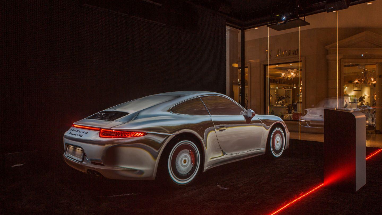 911 Carrera 4 GTS, Moscow, 2015, Porsche AG