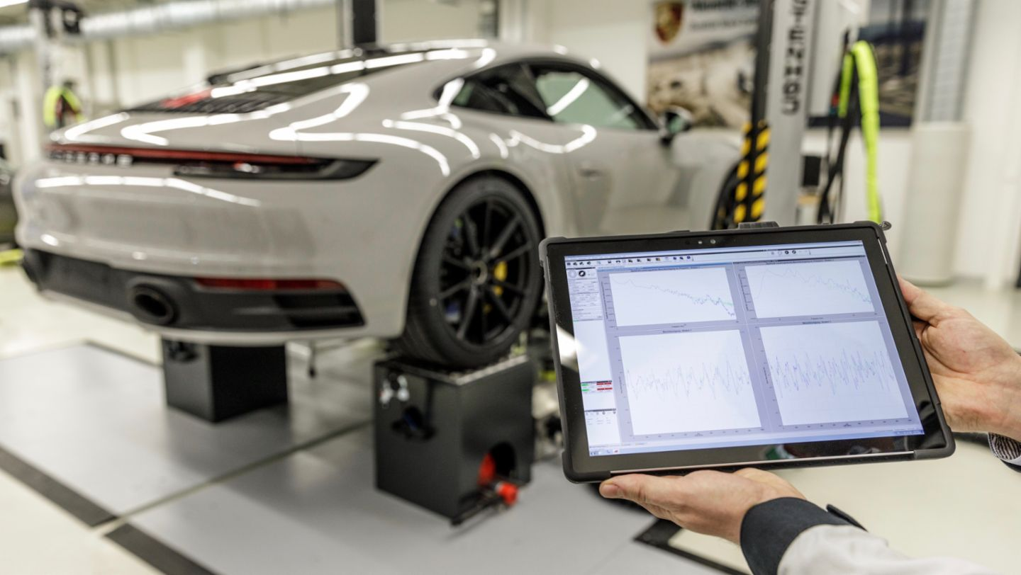 Porsche 911, production workshop, 2019, Porsche AG
