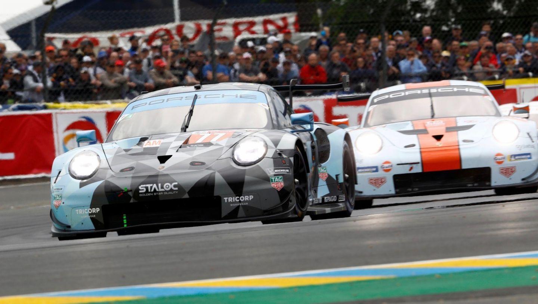 Wec Das War Le Mans 2019