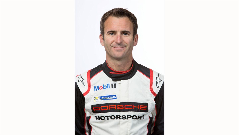 Romain Dumas, works driver, 2017, Porsche AG