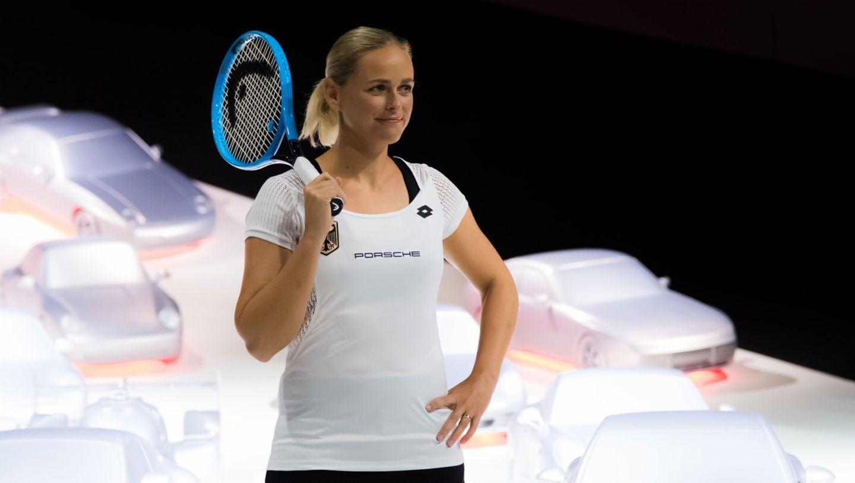 Anna-Lena Grönefeld, Porsche Team Deutschland, Porsche Pavillon, Autostadt Wolfsburg, 2019, Porsche AG