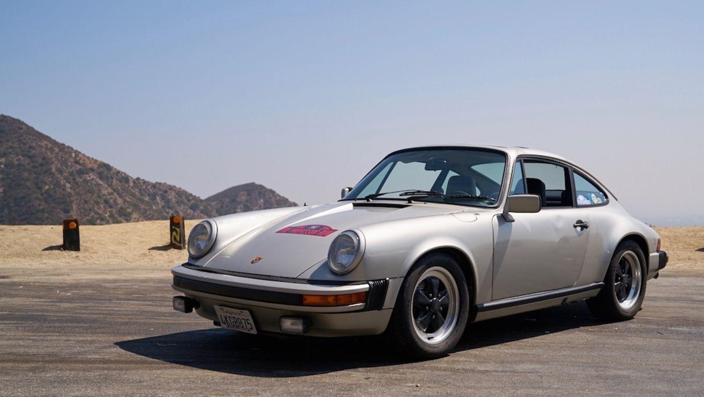 911 SC (1981), Los Angeles, 2018, Porsche AG